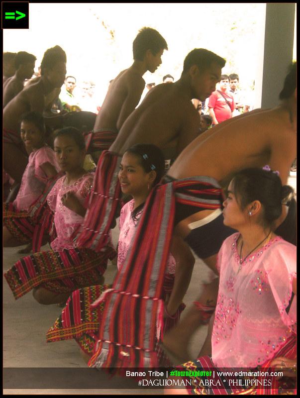 Banao Tribe: Daguioman, Abra