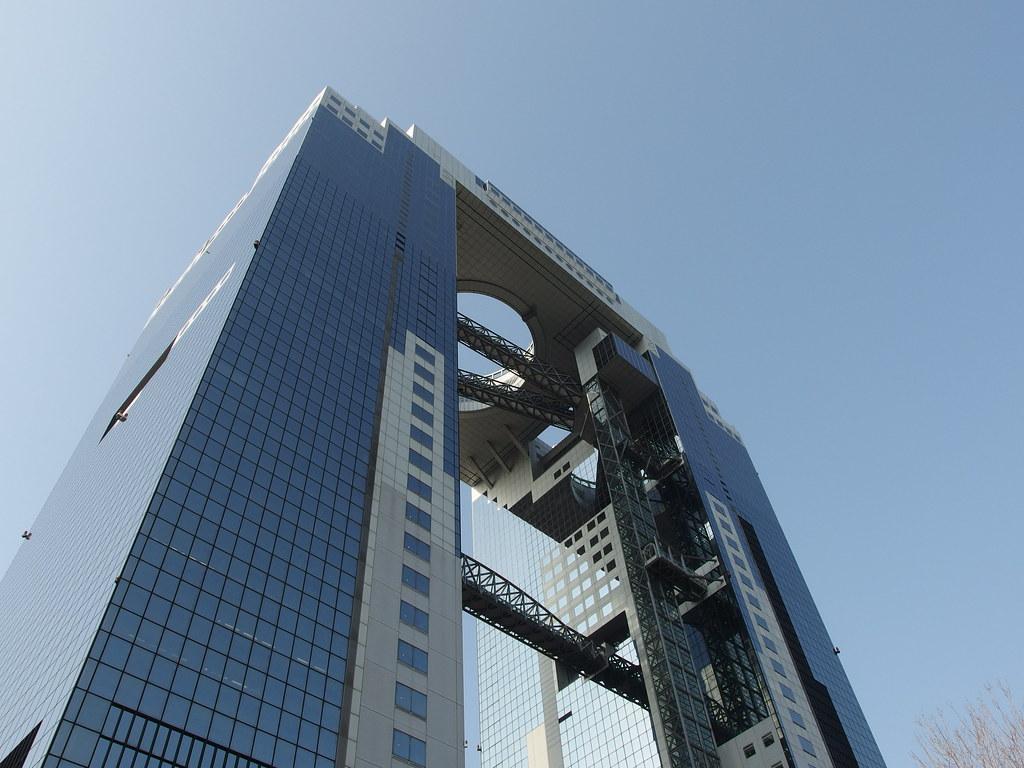 Umeda Sky Building @ Osaka