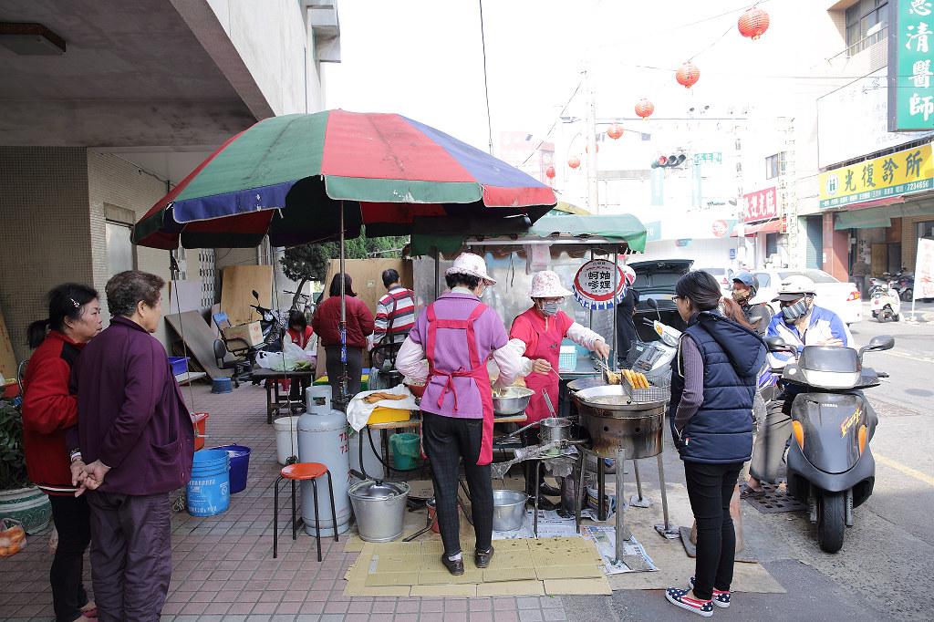 20140118佳里-妯娌蚵嗲 (1)