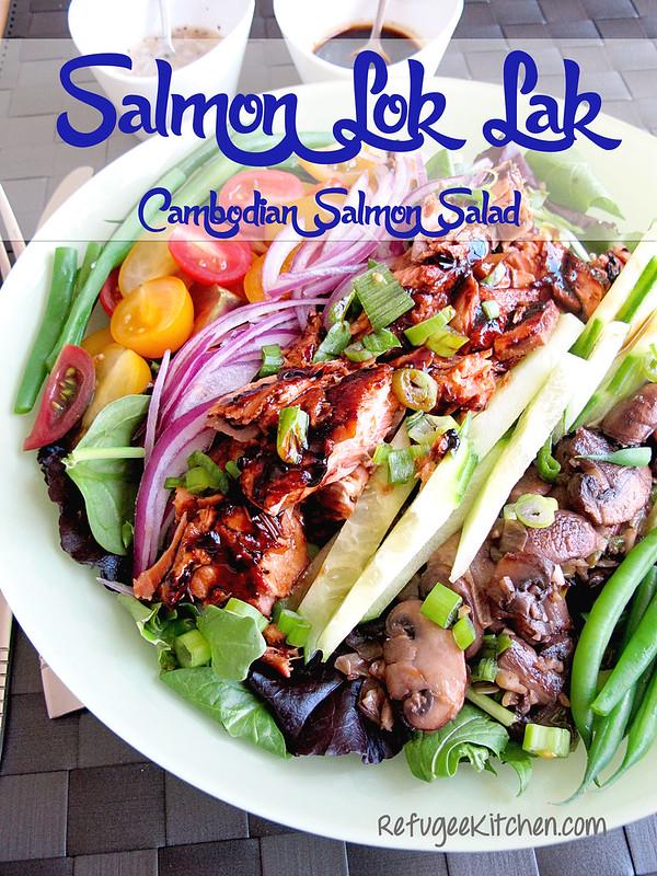 Redux: Salmon Lok Lak