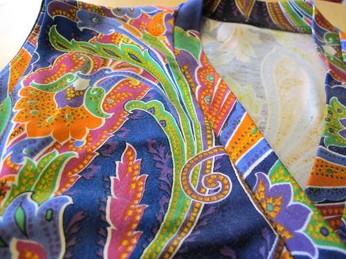 Vogue 1610 - silk jersey