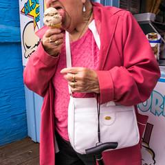 I need an ice cream!
