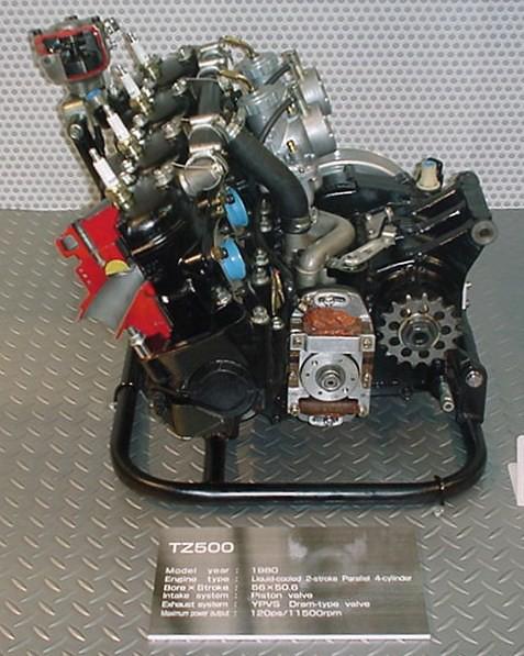 1980 YAMAHA TZ500