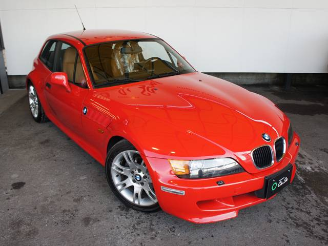 1999 BMW Z3 Coupe | Hellrot Red | Walnut