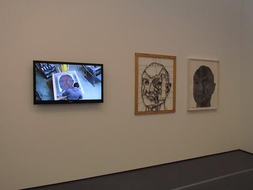Chuck Close prints