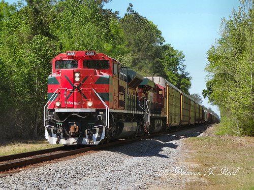 train louisiana fxe ferromex