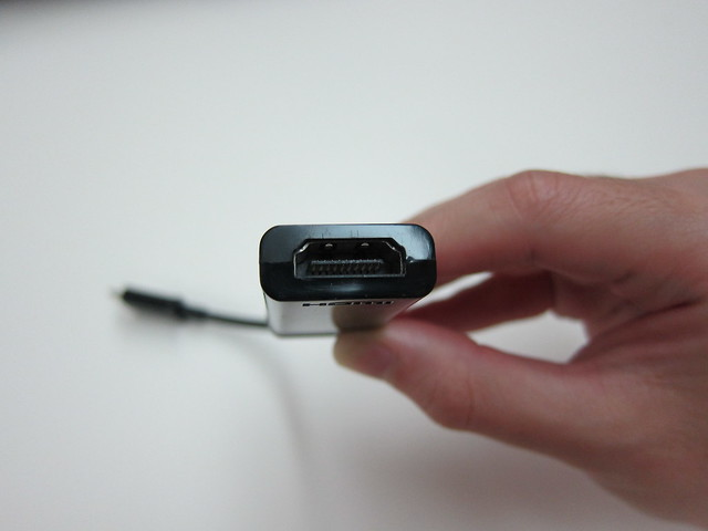 Samsung MHL Cable - HDMI Port