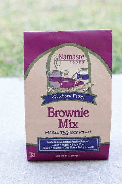 Namaste Brownie Mix by MAry Banducci