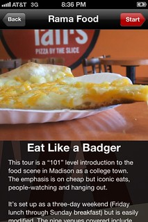 Intro Page to Eat Like a Badger