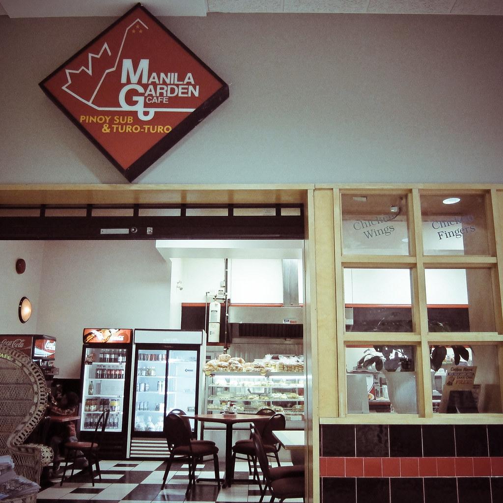 Manila Garden Cafe