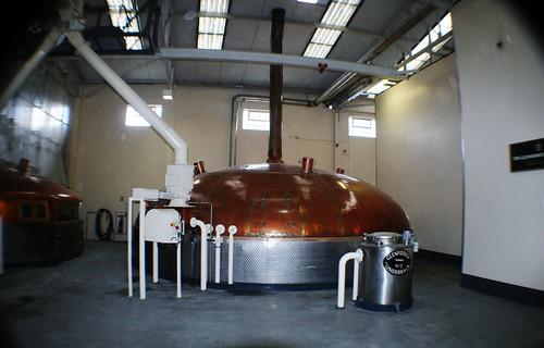 Mash Tun, Glenfiddich Distillery