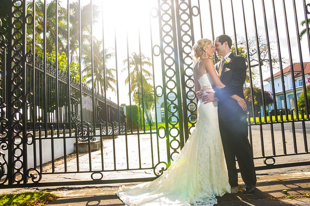 Joanna & Joey's wedding by Orlando wedding photographer Rich Johnson of Spectacle Photo
