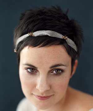 wedding bridal party hairstyle 6