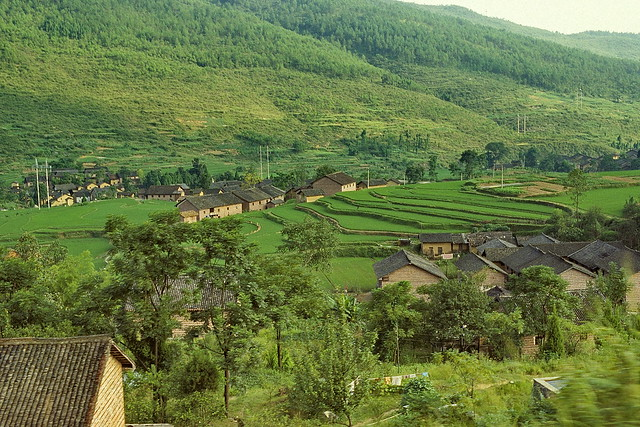 Chenzhou China  city photos gallery : Countryside near Chenzhou, Hunan Province, China | Flickr Photo ...