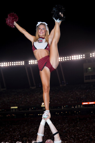 college cheerleader sexy and nude pictures