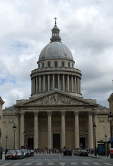 2011.08 PARIS - Le Panthéon