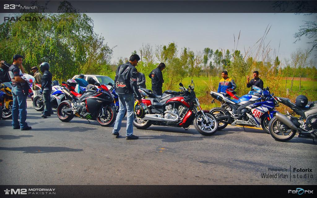 Fotorix Waleed - 23rd March 2012 BikerBoyz Gathering on M2 Motorway with Protocol - 7017472419 2487064570 b