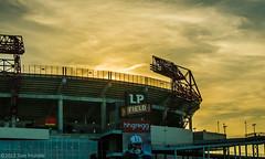 Evening At LP Field