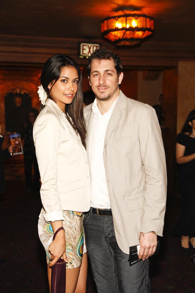 Johanna cure and juan serrano miff 2012 awards night - Carlos cordoba ...