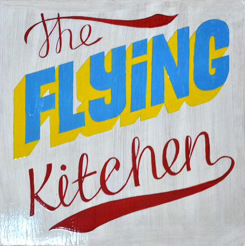 The flyn` kitchen
