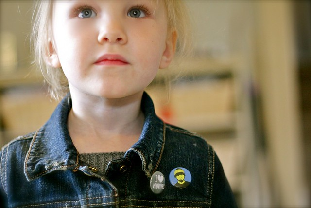 Zoey Denim with Buttons