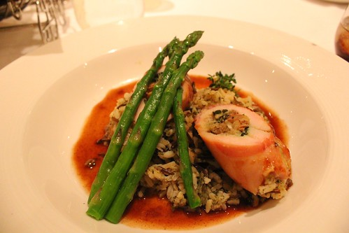 Stuffed Chicken - Royal Court