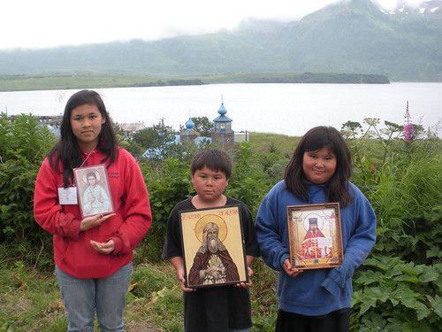 OCMC News - Follow in the Footsteps of St. Herman and Join a Mission Team to Alaska!