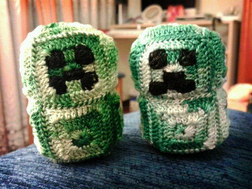 Mine Creepers! by Eme_Jota