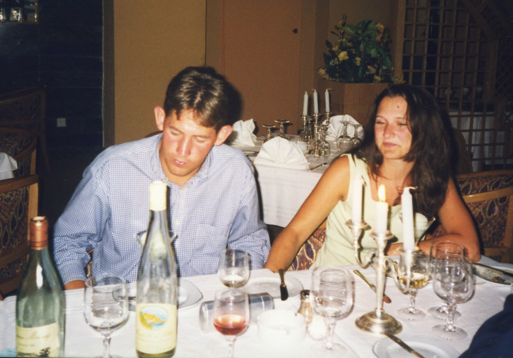 Bring Back an Oldie - Lisa and Gareth - Tunisia 1996