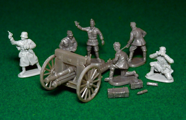 HaT 1/72 Putilov 76mm M1902 Gun (Set 8173) & crew