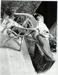 Kopie van toscane slapende vrouw