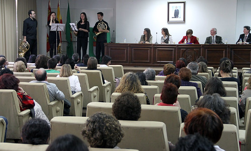 CUARTETO DE TROMPAS CORLEÓN - FILOSOFÍA Y LETRAS UNIVERSIDAD DE LEÓN - 20.04.12
