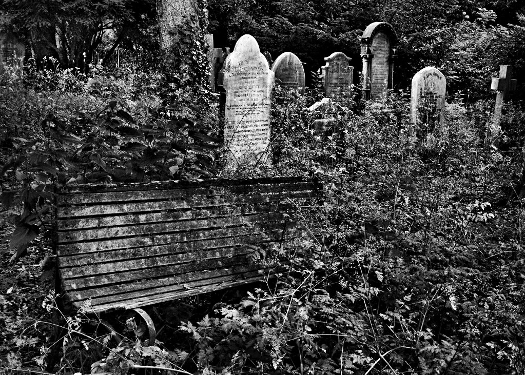 Forgotten Resting Places