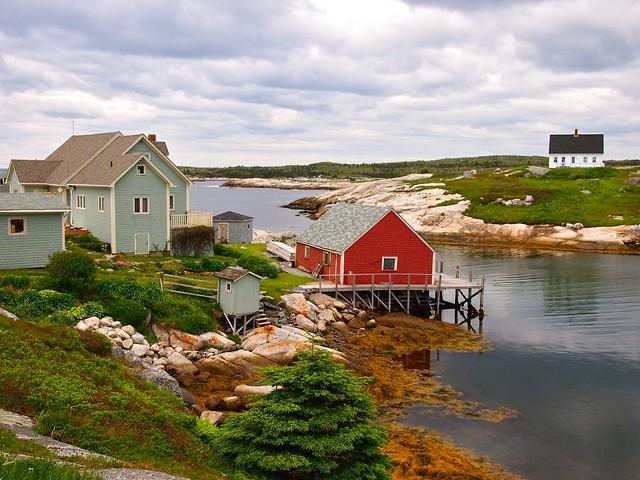 Peggys Cove, Nova Scotia