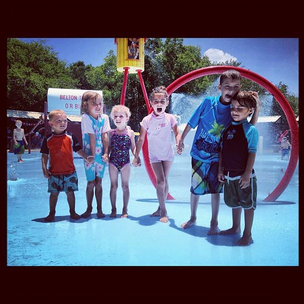 #summerbucketlist #splashpadcheck