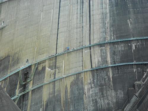 20120607 1403 Kurobe dam