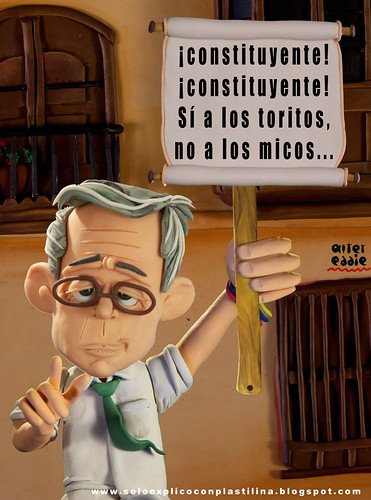 CONSTITUYENTE... by alter eddie