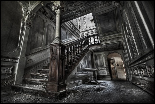 Abandoned Mansion J