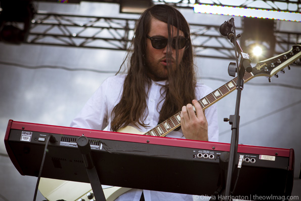 Cults @ Governor's Ball 2012