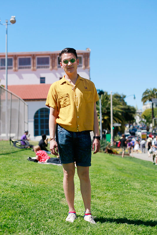 bowlingshirt san francisco street fashion style