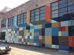 Clark's Mural
