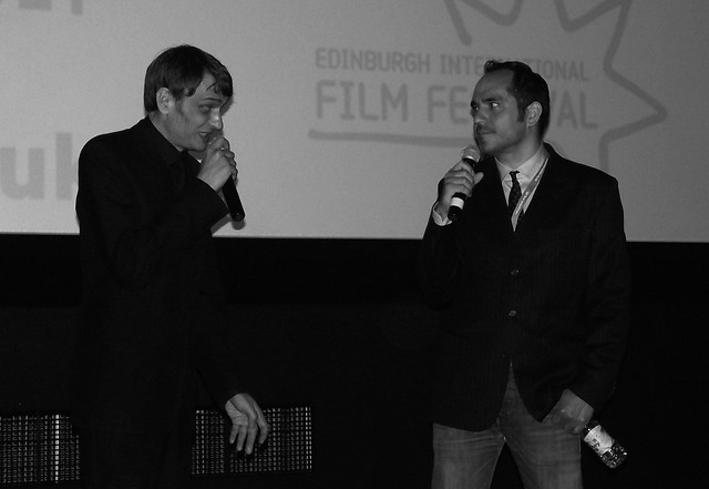 Eddie the Sleepwalking Cannibal at the Edinburgh Film Festival 03