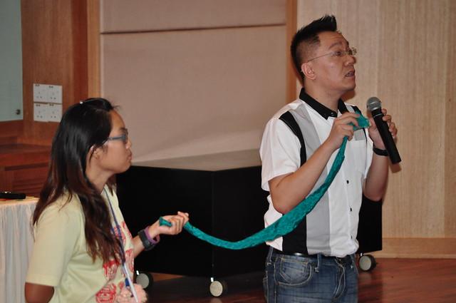 循人中学 14/06/2012 (六之二)教师与其亲友:临终亲人的关怀与照顾