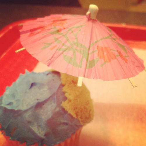 Cupcake aptly named Virginia Beach