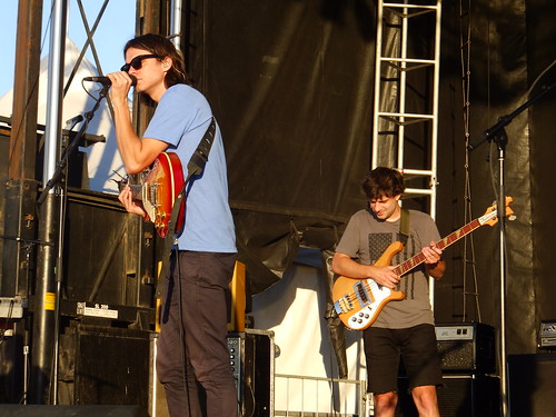 Dirty Projectors at Ottawa Bluesfest 2012
