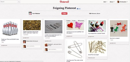 Pinterest is a tool for email marketers.