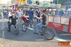 Barcelona Harley Days 2012: Bicis