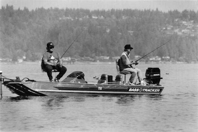 Fishing on lake sammamish no date flickr photo sharing for Lake sammamish fishing