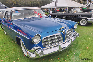 1956 Chrysler Imperial at Amelia Island 2012