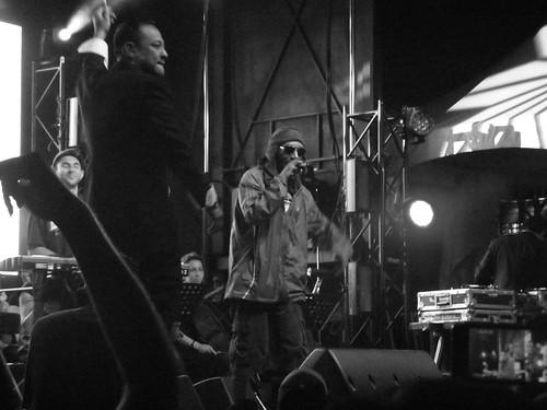 Deltron 3030 at Ottawa Bluesfest 2012